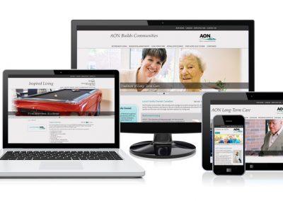 AON Inc. Family of Websites